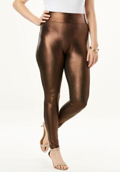High-Waist Liquid Legging,