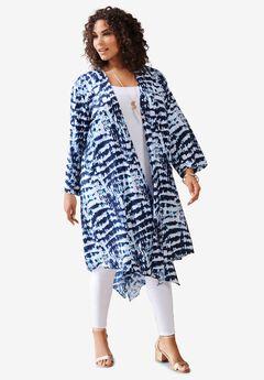 Kimono Duster Jacket,