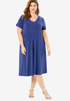 Casual Plus Size Dresses for Women | Fullbeauty
