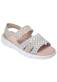 Lily Sandal by CV Sport by Comfortview®,