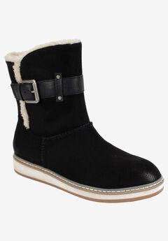 Taite Boot by White Mountain, BLACK