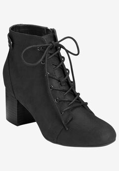 Patch Up Bootie by Aerosoles®, BLACK FABRIC