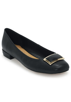 The Delilah Pump by Comfortview®, BLACK