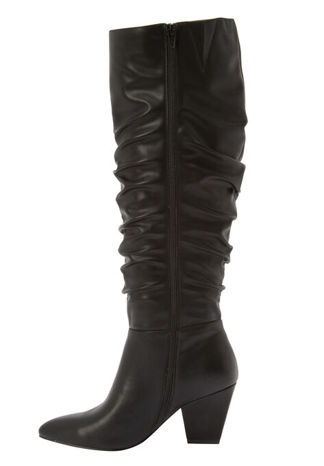 9985b526c0e The Walker Wide Calf Boot by Comfortview®