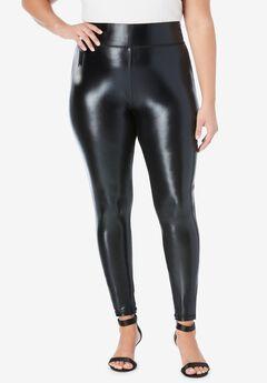 Liquid Performance Legging, BLACK
