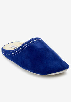 Stitched Clog Slipper by Comfortview®,
