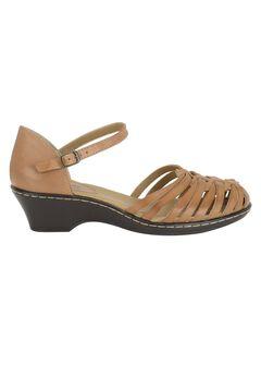 Tatianna Leather Sandal by Softspots®,
