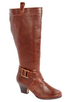 Jali Wide Calf Boot by Comfortview®,