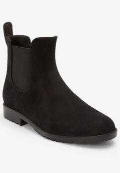The Janet Waterproof Boot by Comfortview®, BLACK