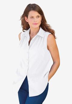 Sleeveless Kate Shirt,