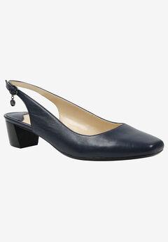 Blandina Dress Shoe by J. Renee, NAVY