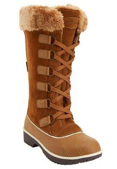 Comfortview® Toby Waterproof Wide Calf Boot,