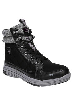 Aurora Wide Calf Boots by Ryka®,