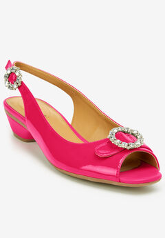 The Raven Slingback by Comfortview®,