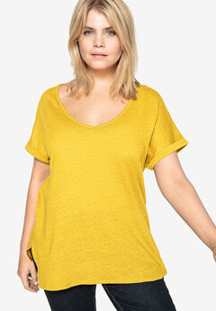 Dolman Sleeve Tunic by Castaluna,