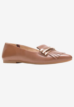 Sadie Kiltie Loafer by Hush Puppies,
