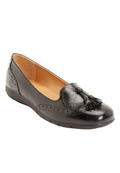 The Aster Flat by Comfortview®, BLACK