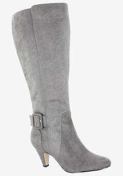 Troy II Plus Wide Calf Boot by Bella Vita®,