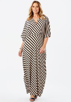 Flutter Sleeve Maxi Dress,