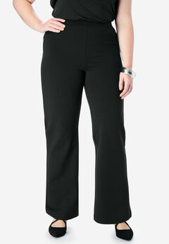 Wide-Leg Ultimate Ponte Pant,