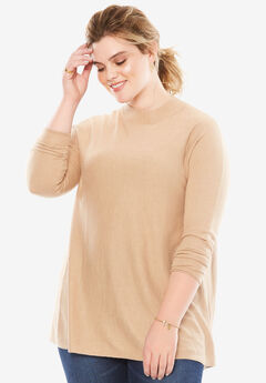 The Peek-A-Boo Back Sweater,