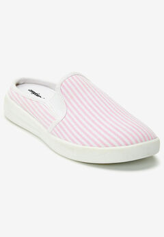 Camellia Sneaker by CV Sport by Comfortview®, PINK STRIPE
