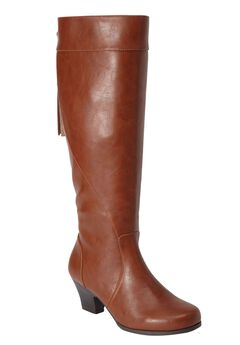 Abott Tall Calf Boots by Comfortview,