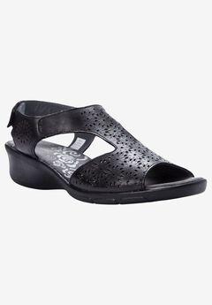 Winnie Sandal by Propet®, BLACK