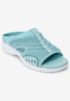 The Tracie Mule by Easy Spirit, AQUATIC BLUE