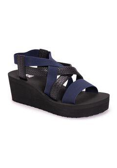 Sabine Wedge Sandals by MUK LUKS®,