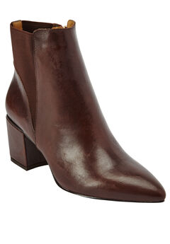 Maxton Leather Booties by Comfortview,