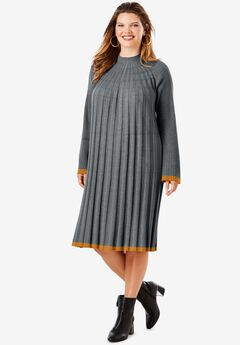 Swing Sweater Dress,