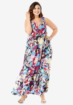 Casual Plus Size Dresses for Women  f987452a7