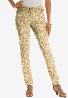 Skinny Jean with Invisible Stretch® by Denim 24/7®,