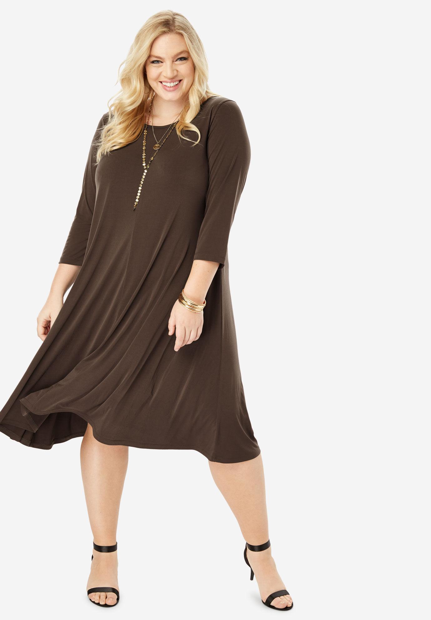 The Edge Plus Size Dresses