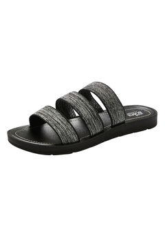 Good Soles Stretch Slide Sandal,