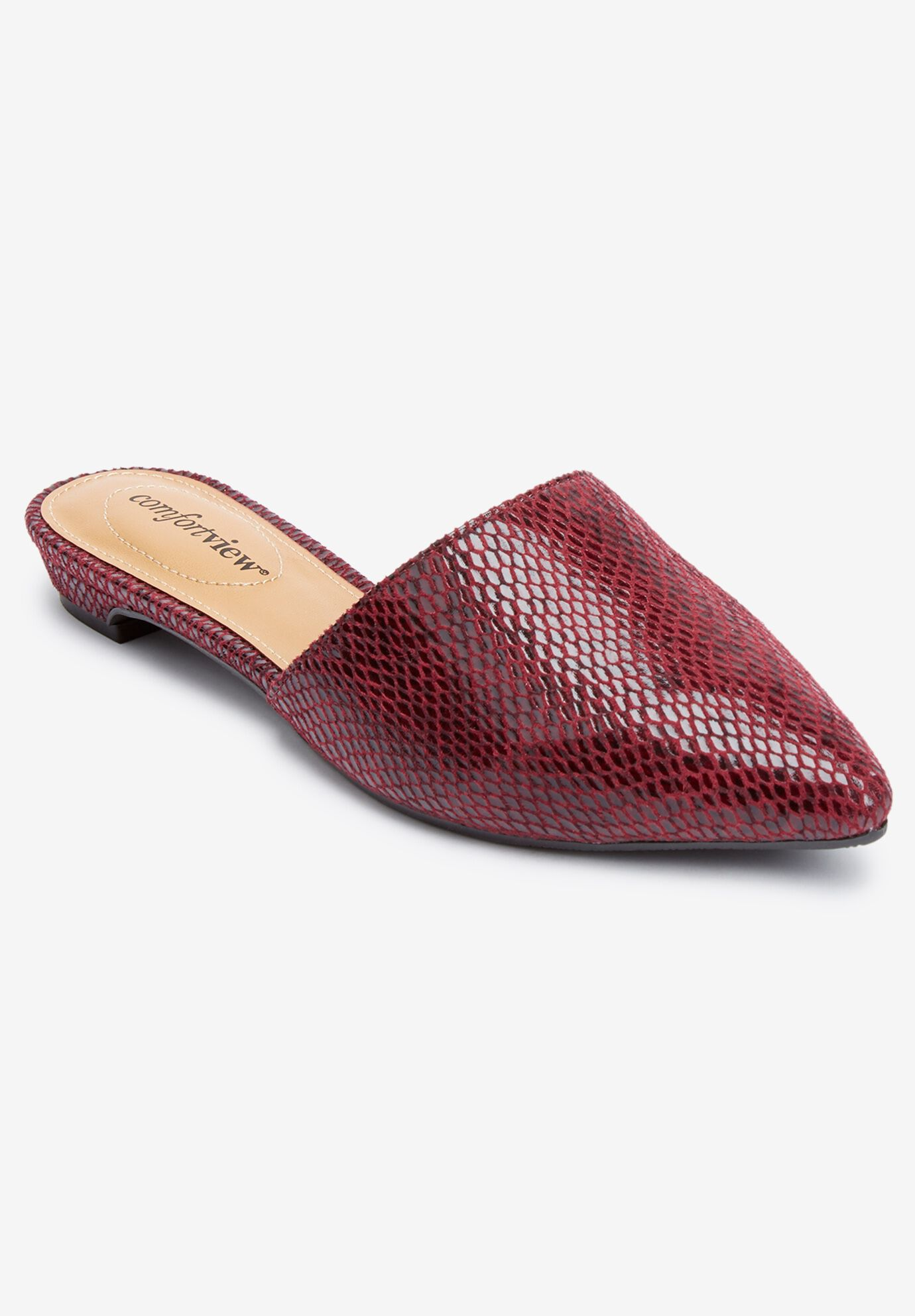 wide width mules buy clothes shoes online