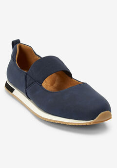 The Cassia Mary Jane Sneaker by Comfortview®,