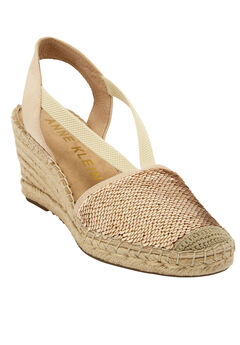 Abbey Espadrilles by Anne Klein®, PINK MULTI
