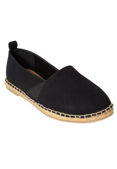 Ginger Espadrille Flats by Comfortview,