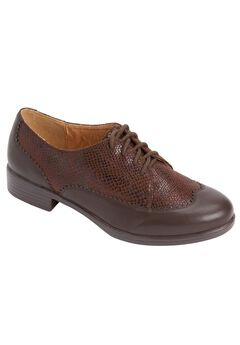 Reagan Oxford Shoes by Comfortview,
