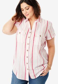 Seersucker Shirt,