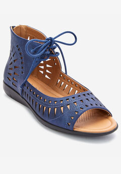 The Averie Sandal by Comfortview®,
