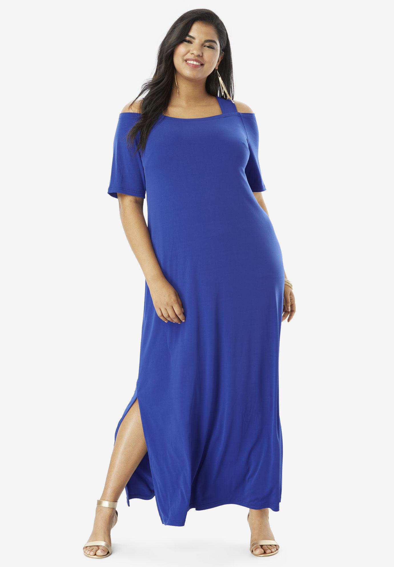 Roamans Plus Size Mother of Groom Dresses