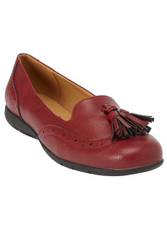 The Aster Flat by Comfortview®, CRIMSON