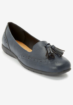 The Aster Flat by Comfortview®, NAVY