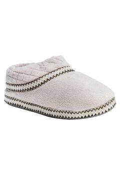 Rita Full Foot Slippers by Muk Luks®, CHAMPAGNE