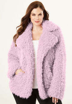 Teddy Fleece Coat,