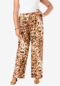 Wide-Leg Pant,