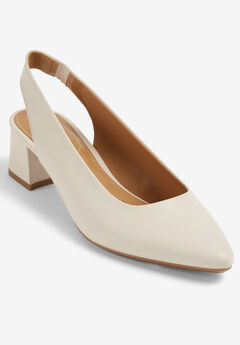 The Mea Slingback by Comfortview®,
